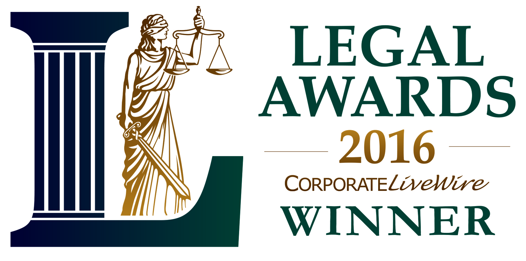 Corporate LiveWire Legal Awards 2016